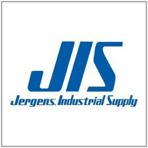 Logo for Jergens Industrial Supply, who provided a testimonial for Bezlio.