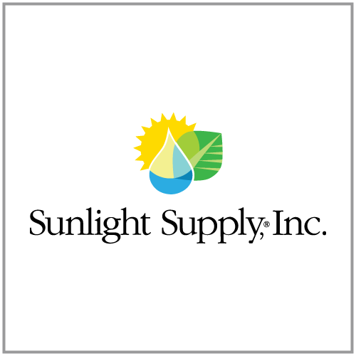Logo for Sunlight Supply, who provided a Bezlio customer testimonial.