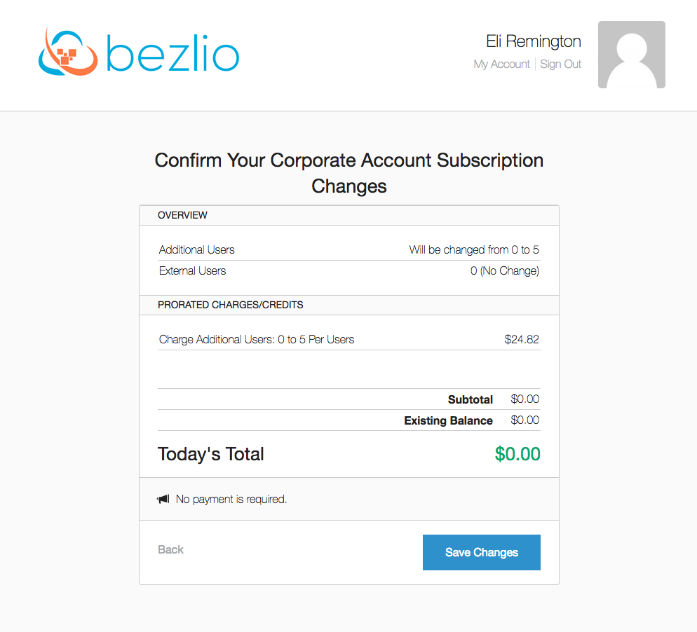 bezlio-get-started-billing-change-users-confirmation.png