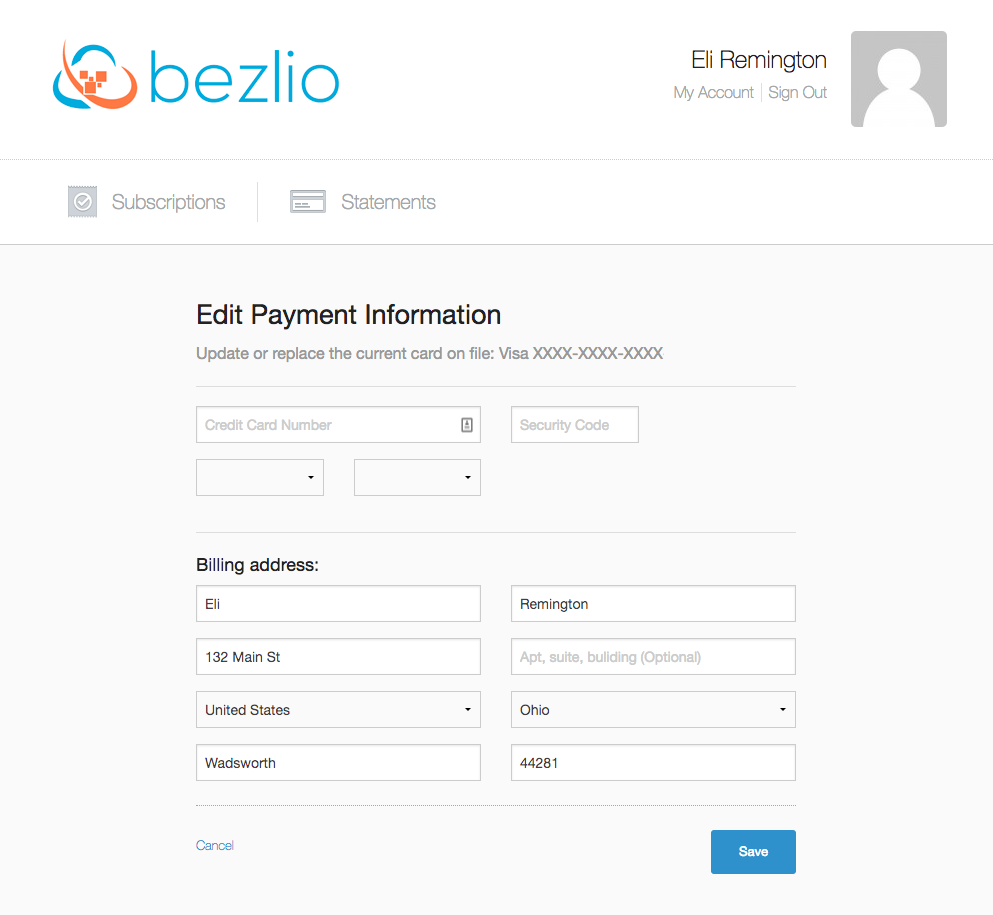 bezlio-get-started-billing-change-payment.png