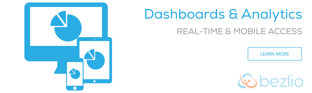 Dashboards and Analytics - Real-Time & Mobile Access