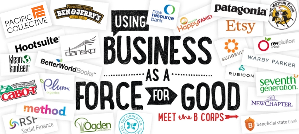 We Are Now A Certified B Corporation Pacific Collective