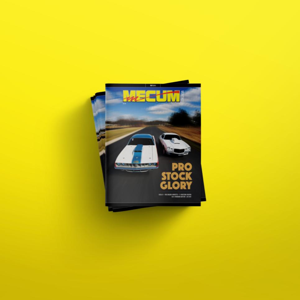 Mecum Monthly