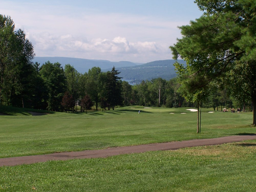 Bristol Harbour Resort Golf Course