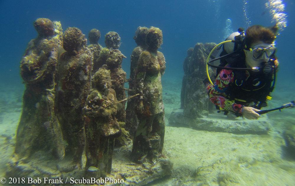 Underwater Museum (MUSA)