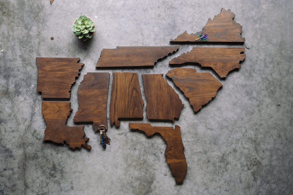 The Wooden States of America