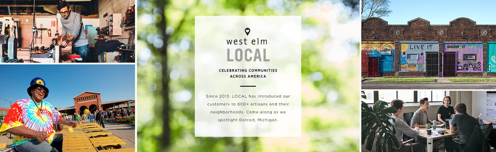 Visit West Elm Local