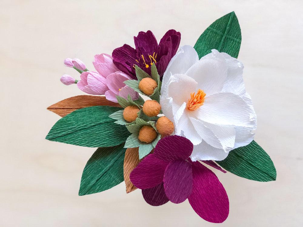 Amaranthus Paper & Flora