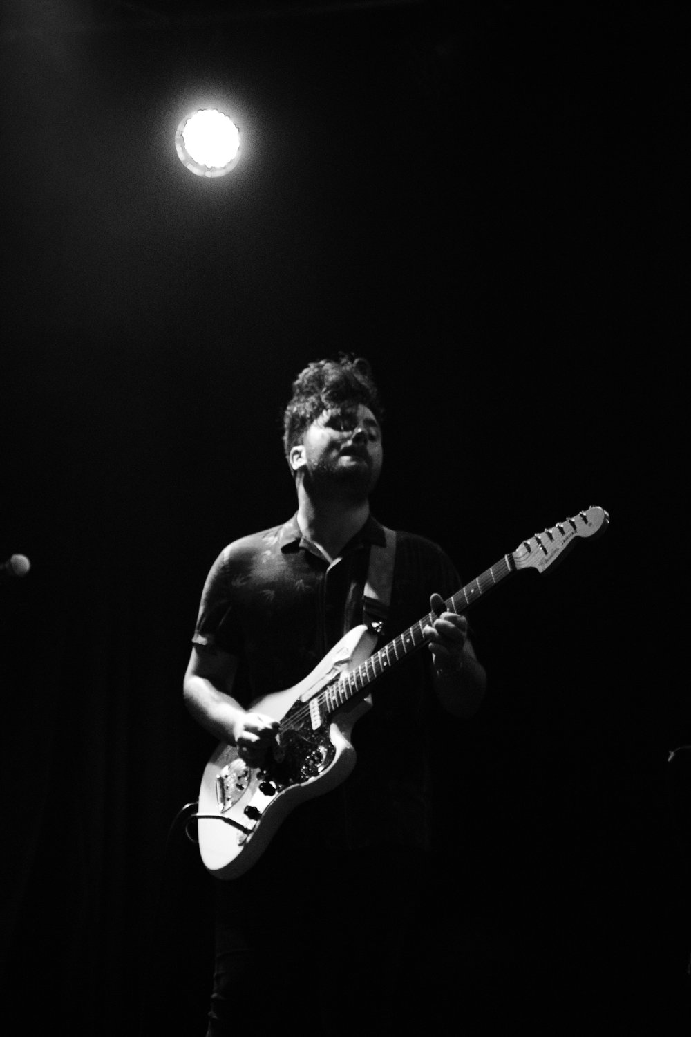 The Academic - live at MSU Sept 17