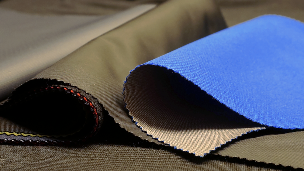 Durable, high performance Terracea outer shell fabrics.