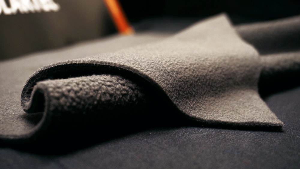 Extra soft Polartec Wind Pro premium fleece.