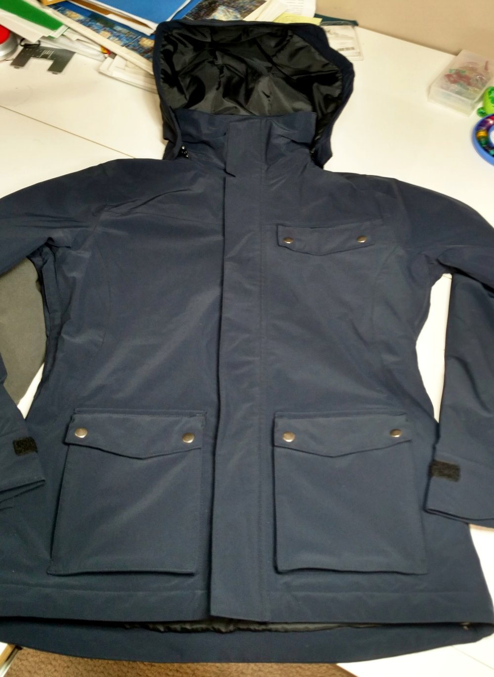 Women's Outer 2L Protosample 2