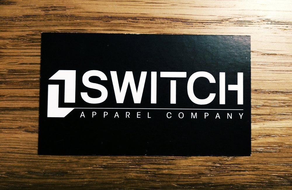 Before becoming Terracea, we were creating our early winter jacket designs as Switch Apparel Company!
