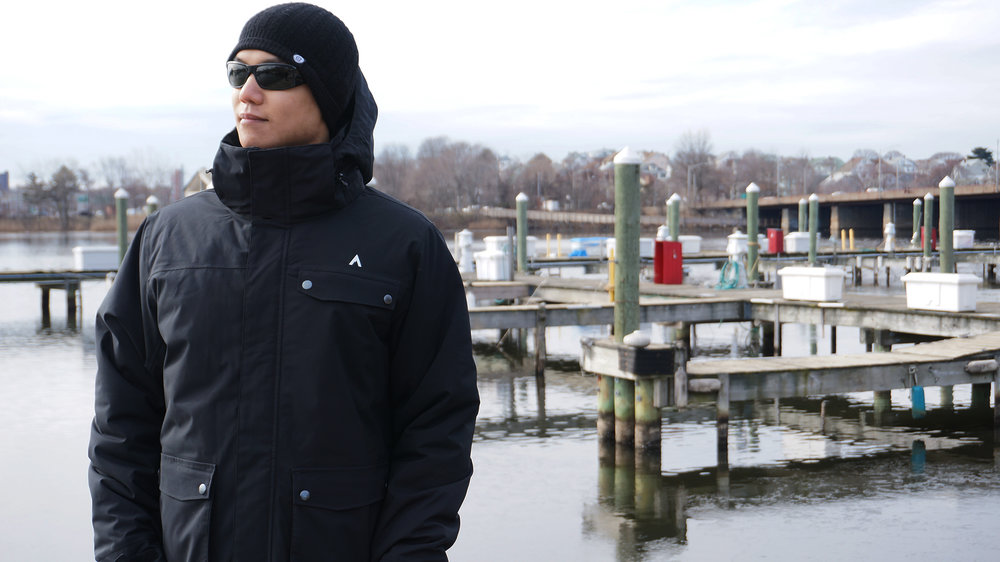 Men's Peak CW Insulated Jacket - Eric from the Dock