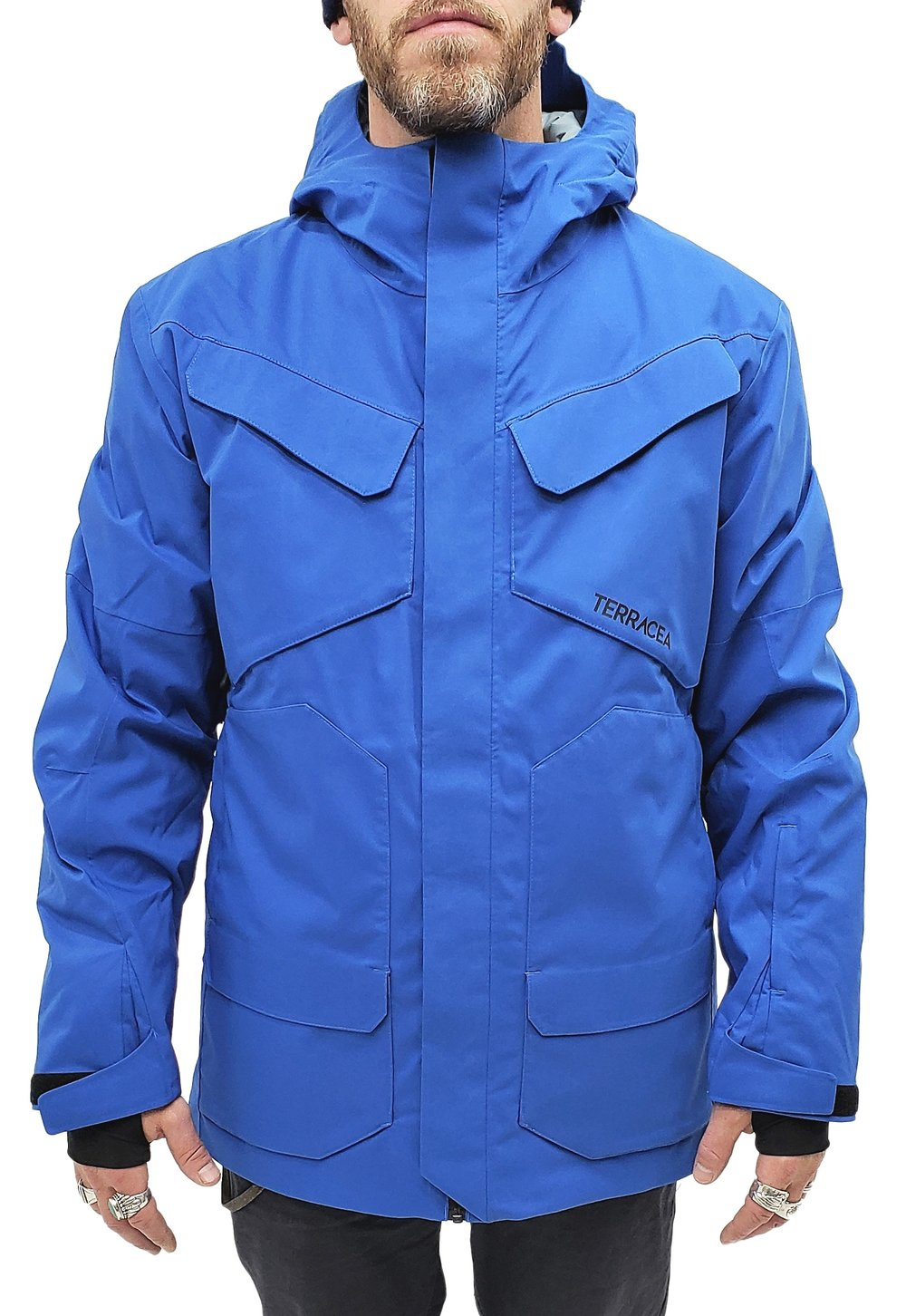 Men's Beacon 2L Insulated Jacket (Blue)