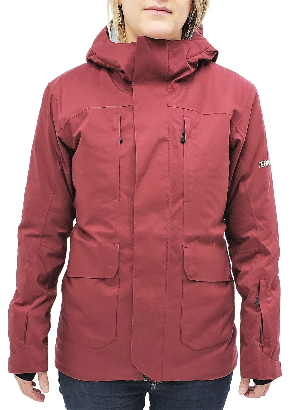 Women's Huntington 2L Insulated Jacket (Berry)