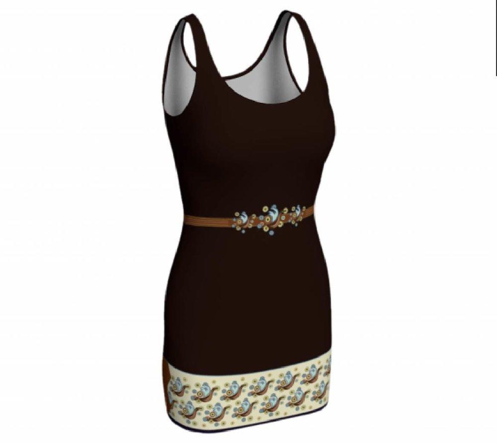 Sienna Bodycon Dress $6  5