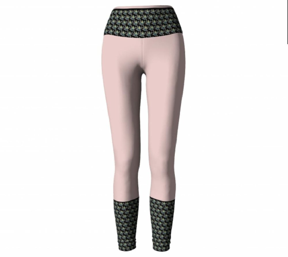 Pink Leggings                 $45