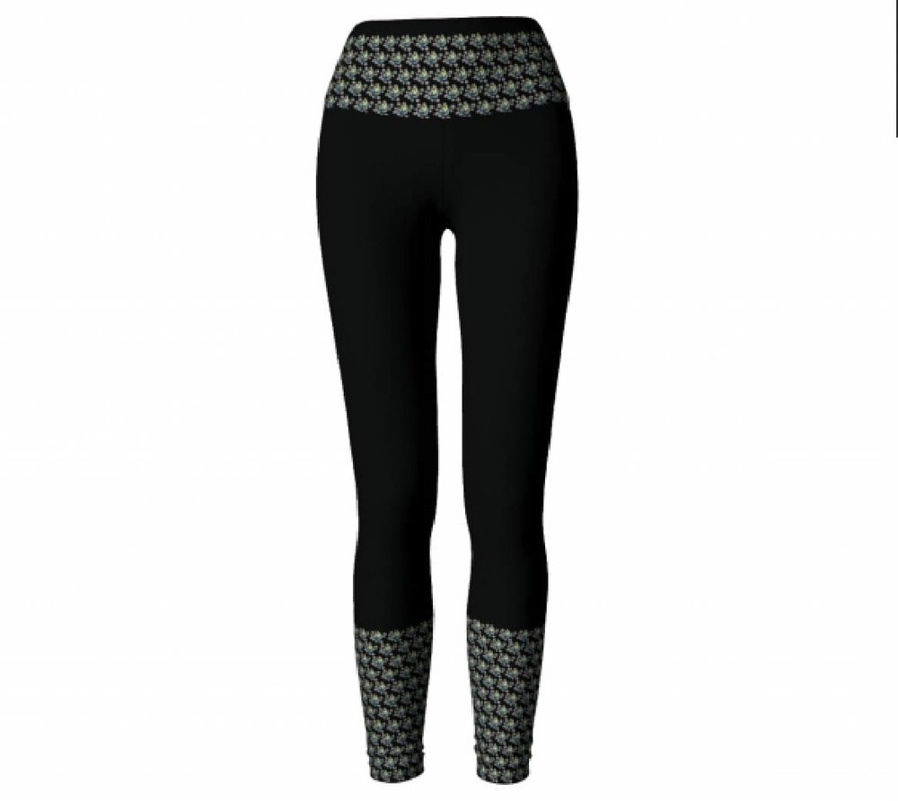 Black Leggings #1                   $45