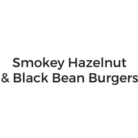 Smoky Hazelnut and Black Bean Burgers