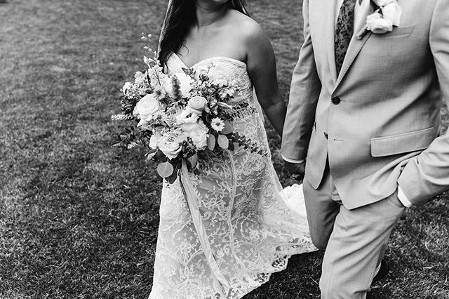 The details in this black and white shot are just amazing. @lizzierandazzo we love this!! 😍 . . . . . Venue: @lyonsfarmette Planning: @dahliaeventslyons Photographer: @lizzierandazzo Florist: @farmetteflowers Caterer: @lulusbbqlouisville Bartender: @lulusbbqlouisville Band: @diamondempireband Rentals: @copartyrentals Dessert: @sweetcowicecream Shuttle: @brewhoptrolley Hair and Make-up: @wedlocksbridalhairandmakeup Photo Booth: @shutterbus