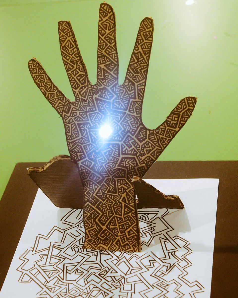cardboardhand