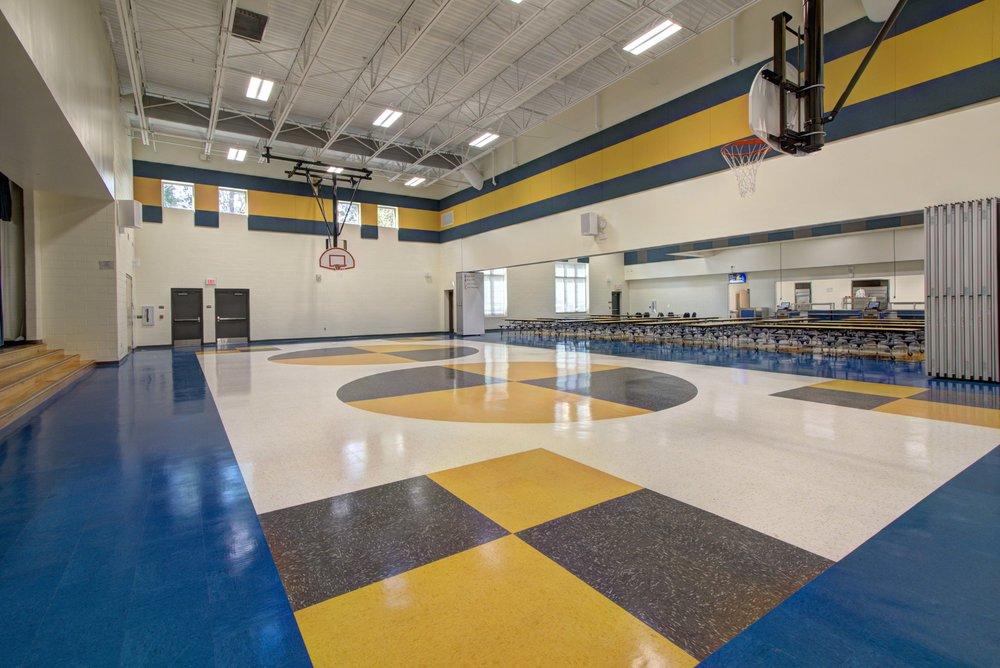 K12 Statesville Road Elementary Adw Architects