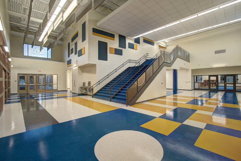 ADW-K-12-Education-Statesville-Road-Elementary-School-Charlotte-NC-Lobby-1.JPG