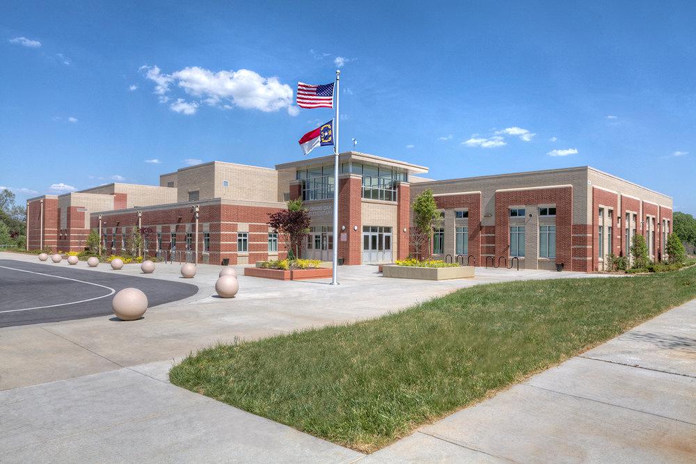 Grand Oak Elementary School-CMS