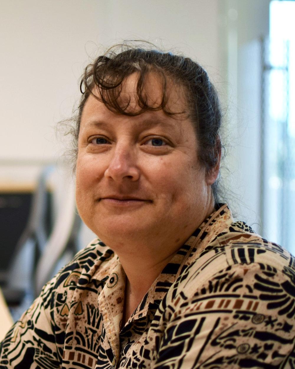 Gina Moore, RA, CCS Principal