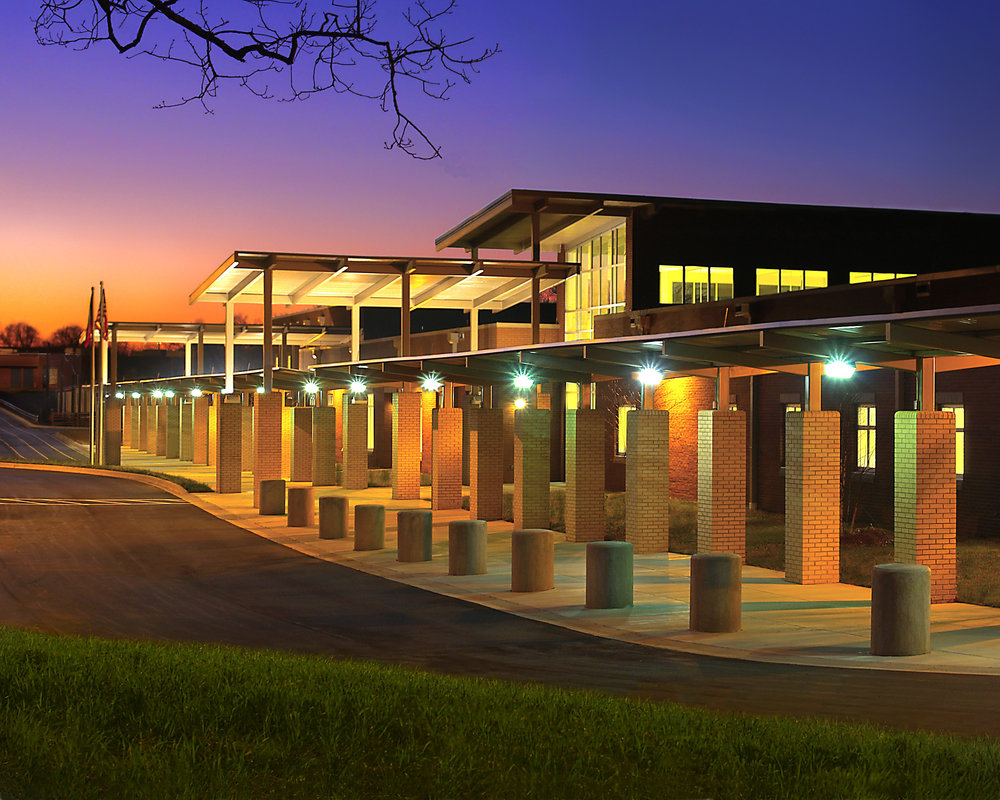 Charmant ADW K 12 Education Hickory Grove Elementary School