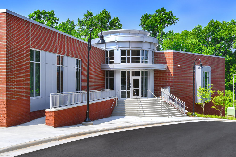 UNC School of the Arts CAMPUS POLICE FACILITY