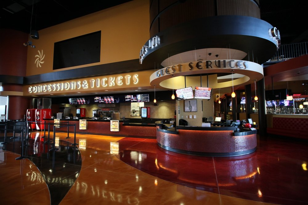 Frank Theatres CineBowl & Grille Blacksburg, VA