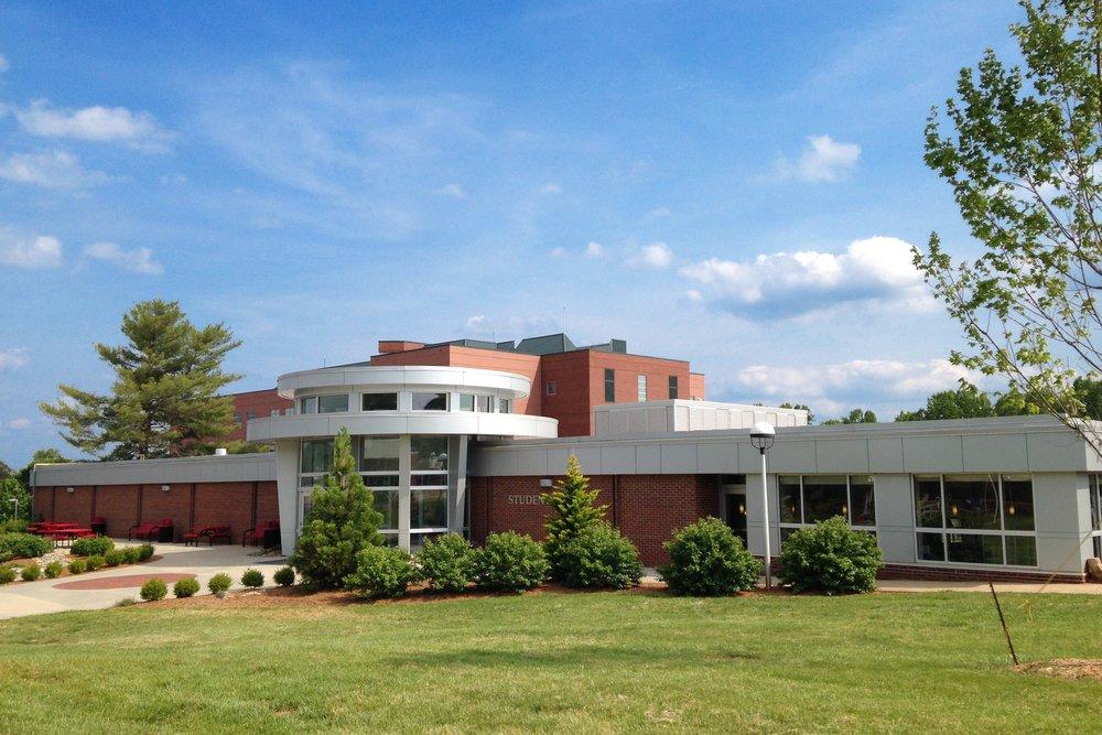 CVCC - Student center