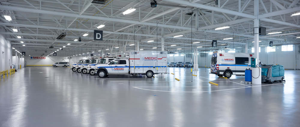 ADW-Public-Safety-MEDIC-Headquarters-Charlotte-NC-Vechical storage.jpg