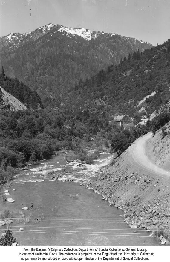 1937, In the Feather River Canyon .jpg