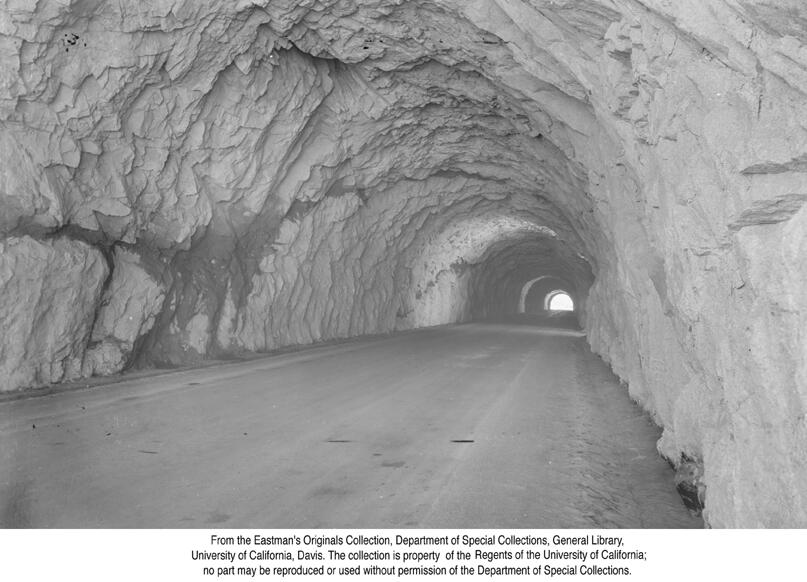 1937, Under Grizzly Dome, Feather River Canyon.jpg