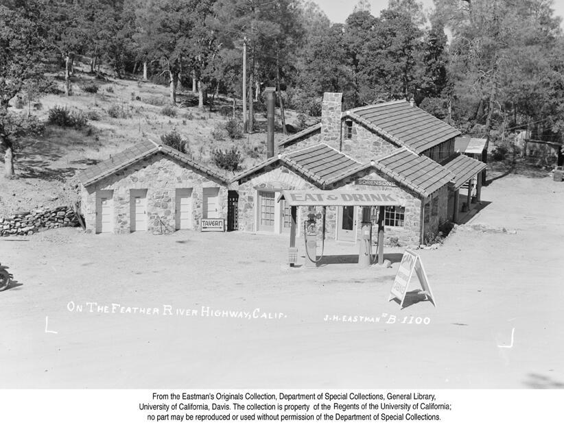 1939, Rock House at Jarbo Gap..jpg