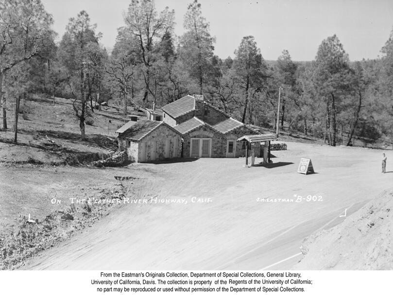 1939, Rock House at Jarbo Gap.jpg