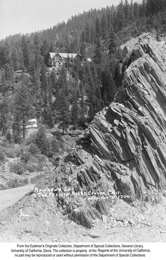 1941, Rainbows End (Paxton) Feather river Canyon.jpg