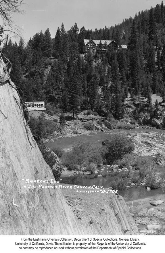 1941, Rainbows End (Paxton) Feather river Canyon..jpg