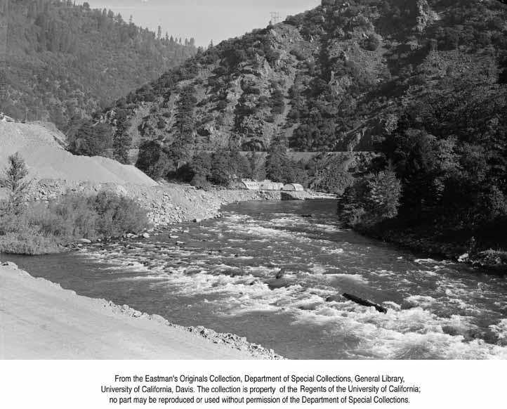 1948, P.G.&E. Construction, Feather River Canyon.jpg