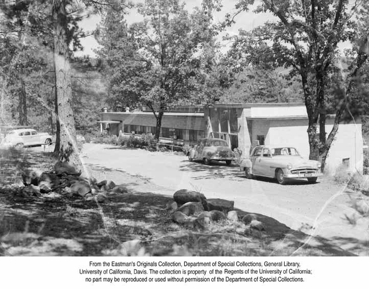1954, Feather River Sanitorium at Paradise.jpg