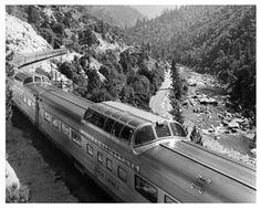 1960, California Zepher in the FeatherRiver Canyon.jpg