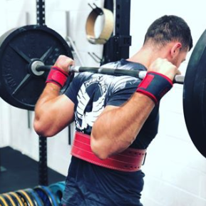 A solid low bar position -Scapulae depressed and retracted, neutral neck and wrists