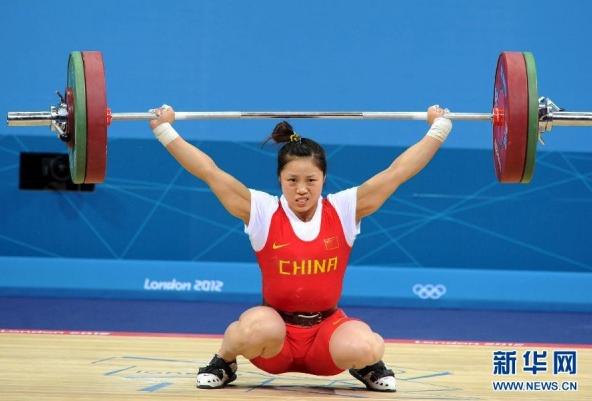 Zhou Jun showing her robust her tissue tolerance is.