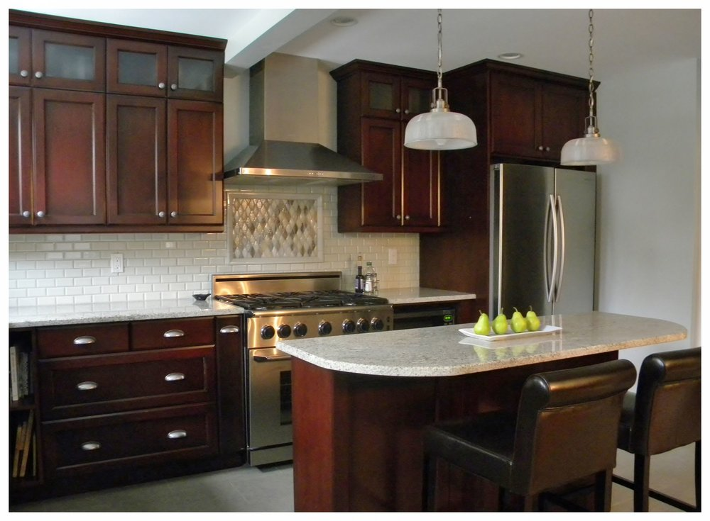 New Traditional Kitchen- Nanuet NY