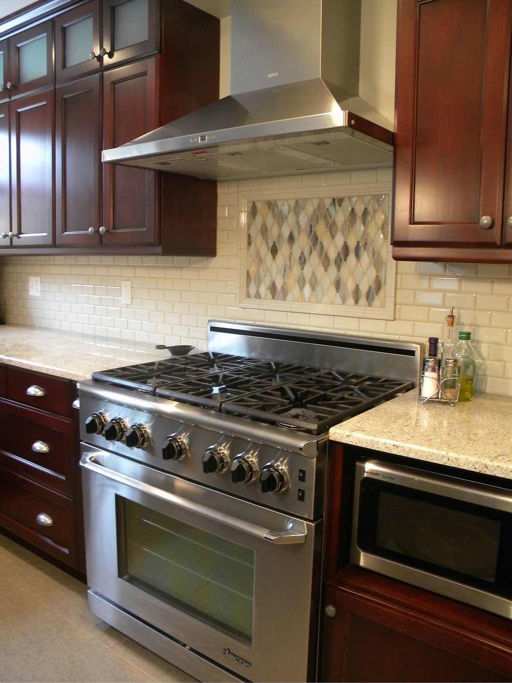 New Traditional kitchen - Nanuet NY