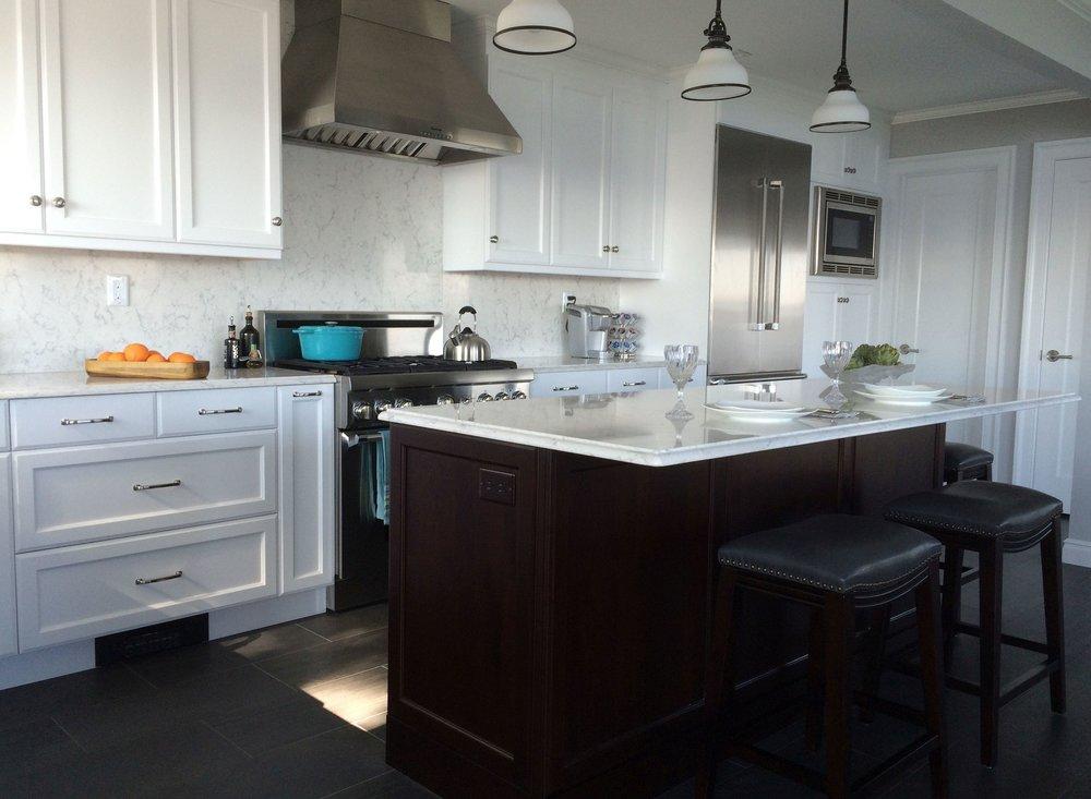 Piermont NY Kitchen Renovation