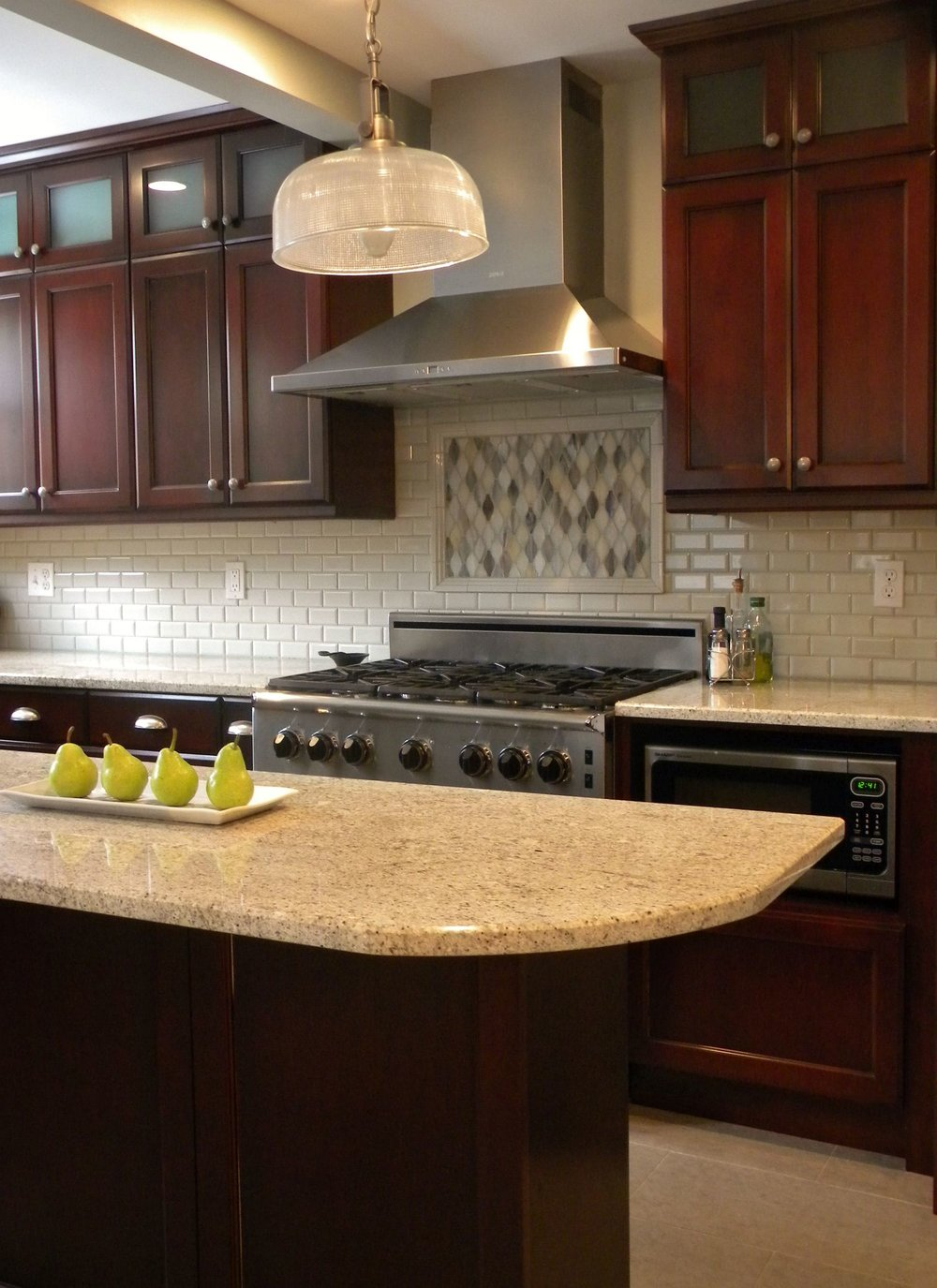 New Traditional Kitchen - Nanuet, NY